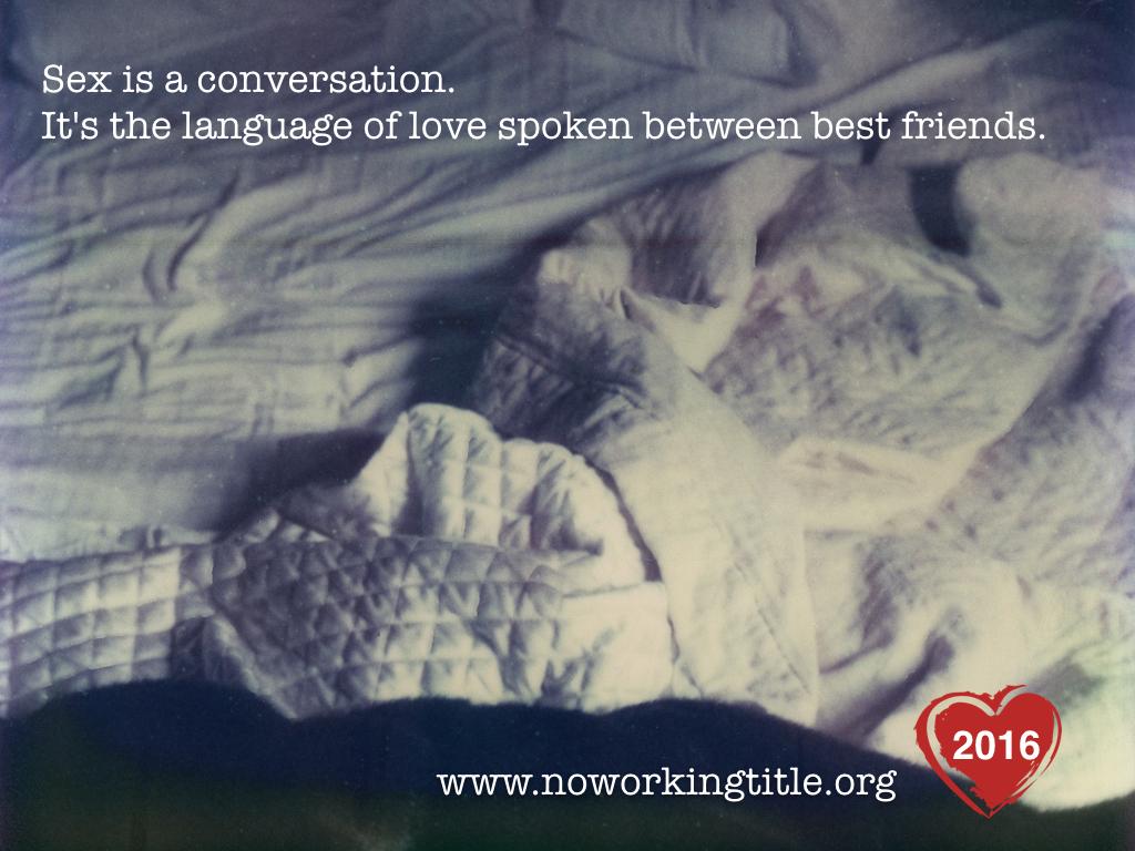 best sex conversation